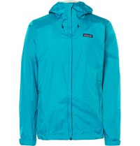 Patagonia Torrenthell Waterproof Hell Hooded Jacket Blue