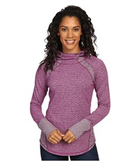 Marmot Jayme Hoodie Dark Purple Women's Sweatshirt