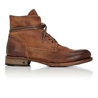 John Varvatos Men's Rivington Wire Boots Gold