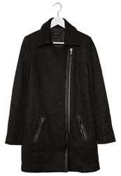 Opus Hardy Classic Short Coat Carbon Anthracite