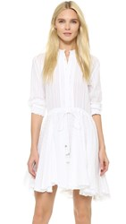 Zadig And Voltaire Ranil Dress Blanc