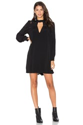 Astr Dee Dee Dress Black