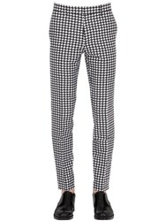 Dsquared 16.5Cm Tokyo Houndstooth Pants