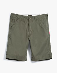Wtaps Buds. Shorts In Olive Drab