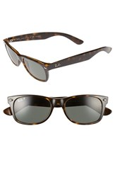 Ray Ban Women's 'New Small Wayfarer' 52Mm Polarized Sunglasses Tortoise
