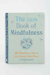Little Book Of Mindfulness By Patricia Collard Urban Outfitters