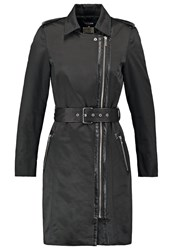 Morgan Trenchcoat Noir Black