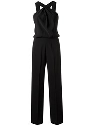Egrey Sleeveless Jumpsuit Black