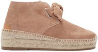 Rag And Bone Brown Suede Gena Espadrilles
