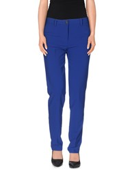 Vicolo Trousers Casual Trousers Women Blue