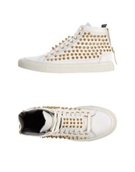 Giacomorelli High Tops And Trainers White
