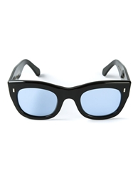 Cutler And Gross Square Frame Glasses Black