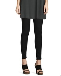 Eileen Fisher Stretchy Jean Leggings Petite Black