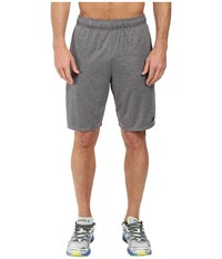 New Balance Versa Shorts Athletic Grey Men's Shorts Gray