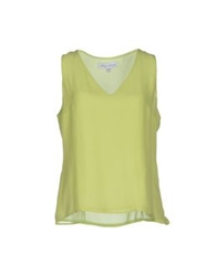 Gai Mattiolo Tops Light Green