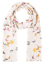Only Onlitty Scarf Multicoloured Beige