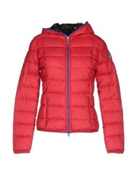 Invicta Jackets Red