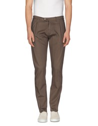 Berwich Trousers Casual Trousers Men Khaki