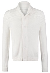 Celio Club Swrice Cardigan Ecru Italian Cream Off White