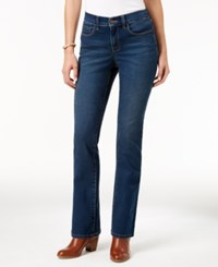 Styleandco. Style Co. Tummy Control Marine Wash Bootcut Jeans Only At Macy's