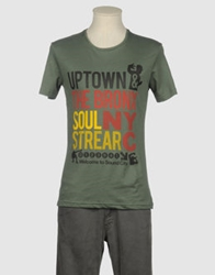 Soul Strear Short Sleeve T Shirts Lead