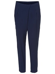 Betty Barclay Loose Fit Trousers Peacoat Blue