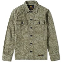 Neighborhood Bdu Overshirt Green