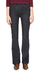 Ag Jeans Petite Janis Flare Jeans Tonal Society