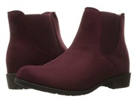 Propet Scout Burgundy Women's Shoes
