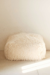 Faux Fur Pouf Urban Outfitters