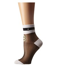 Stance 88 Anklet White Women's Crew Cut Socks Shoes