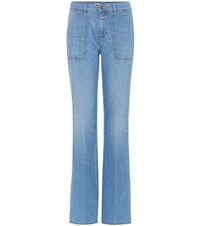 Closed Flare Jeans Blue