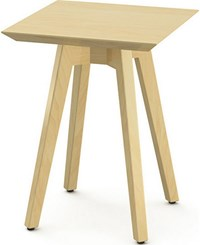 Knoll Risom Square Side Table