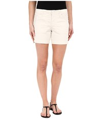 Calvin Klein Jeans Color Driver Shorts Misty White Women's Shorts