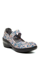 Cobb Hill Mantra Mary Jane Slip On Wedge Pink