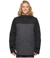 O'neill Tanzing Jacket Granite Men's Coat Gray