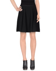 M.O.D. Mod Knee Length Skirts Black