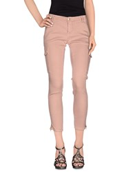Nolita Denim Denim Trousers Women Skin Color