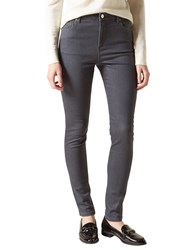 Hobbs Primrose Denim Jeans Grey