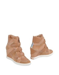 Carlo Pazolini High Tops And Trainers Skin Color