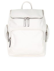 Accessorize Chrissy Soft Backpack White