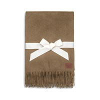 Ugg Glacier Throw Sugar Pine