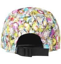 The Quiet Life Jewel Liberty Print 5 Panel Cap Huh. Store