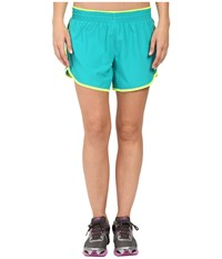 New Balance Accelerate 5 Short Galapagos Women's Shorts Blue