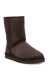 Ugg Classic Short Genuine Sheepskin Boot Brown