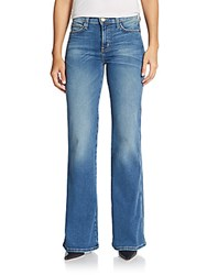 Current Elliott The Girl Crush Flared Jeans Dustbowl