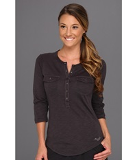 Kuhl Khloe Black Women's Long Sleeve Pullover