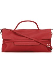 Zanellato Medium 'Nina' Tote Red