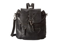 The Sak Mariposa Convertible Backpack Black Backpack Bags