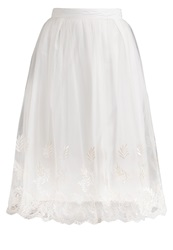 Little Mistress Aline Skirt White Off White